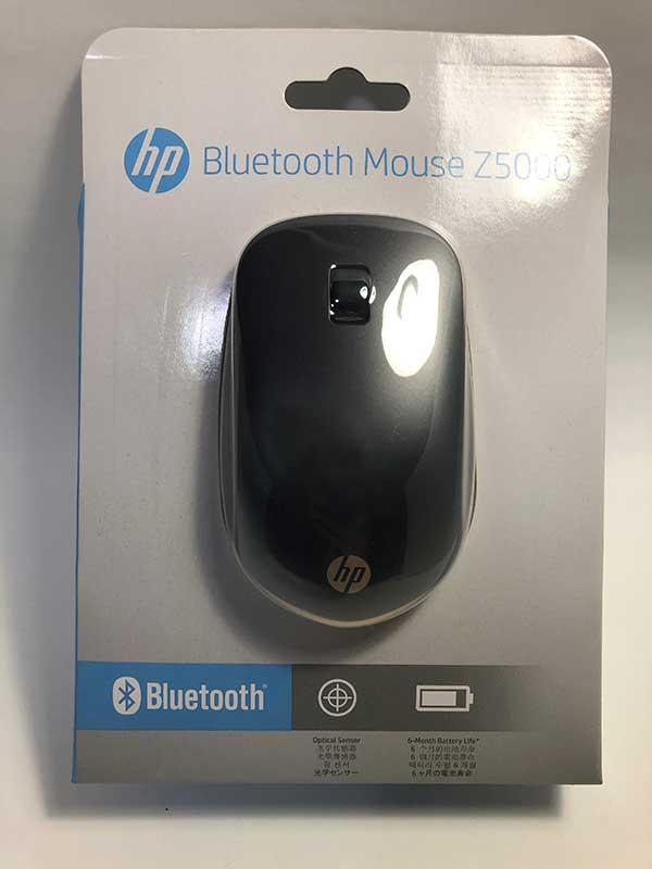 HP Z5000 Bluetoothマウス