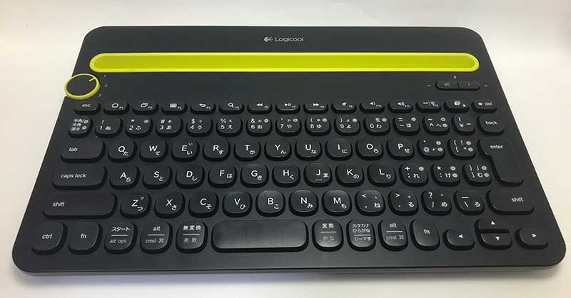 Logicool Bluetooth Keyboard K480